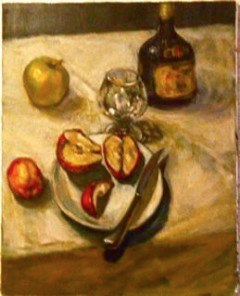 Apples and Cognac